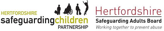Hertfordshire Safeguarding Children Partnership Logo